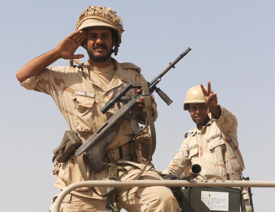 Самые дорогие армии. Саудовская Аравия – 67 000 000 000 долларов в год