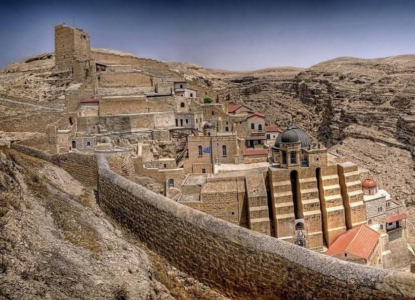 Самые древние города: Иерихон. Палестина
