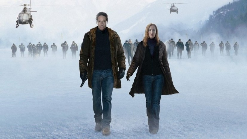 «Секретные материалы» возвращаются: FOX запускают шесть новых серий в этом году
