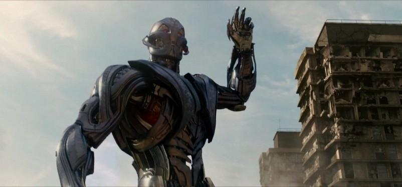 Финальный трейлер «Мстители: Эра Альтрона»