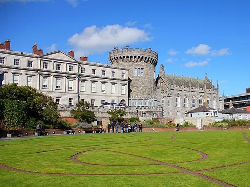Посети замок в Дублине