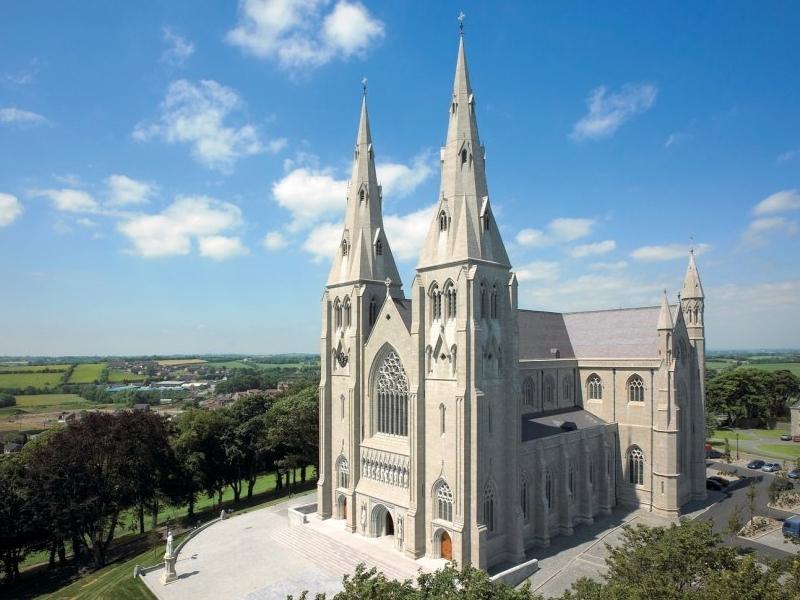 Загляни в собор Святого Патрика