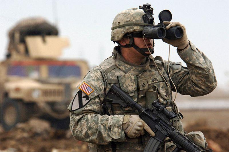 Самые дорогие армии. США – 561 000 000 000 долларов в год