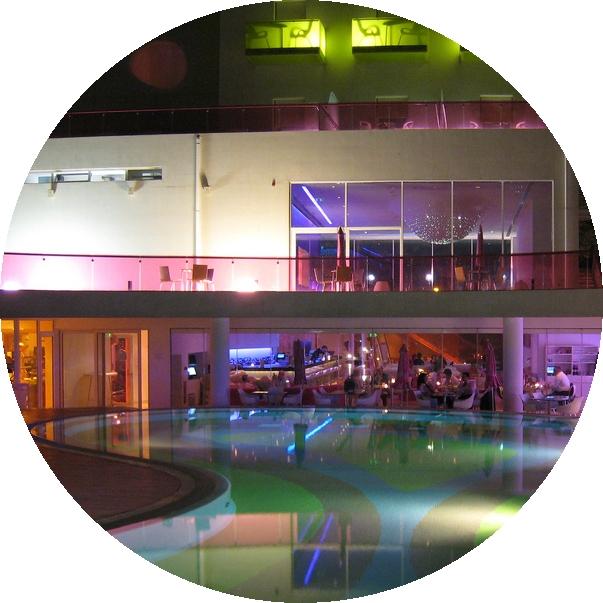 Самые красивые отели: Греческий Semiramis в Афинах