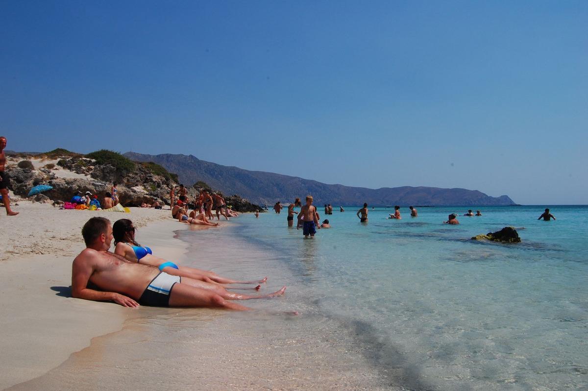 Лучшие пляжи 2015: Элафонисси – 10 место