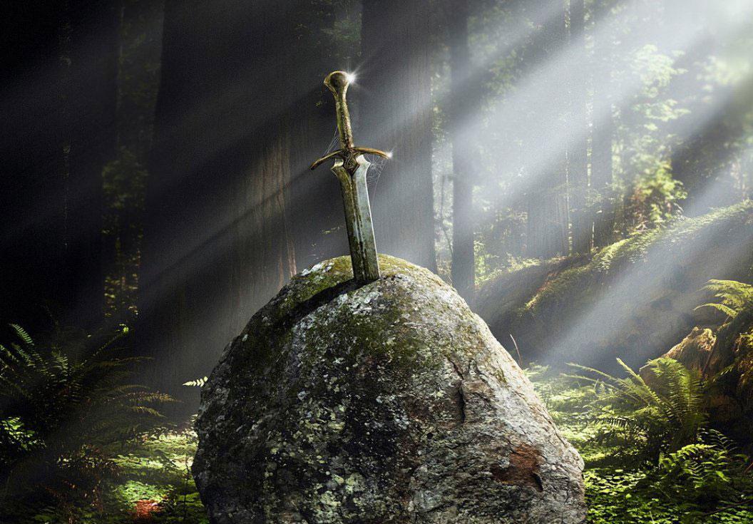 Легендарные мечи: Эскалибур