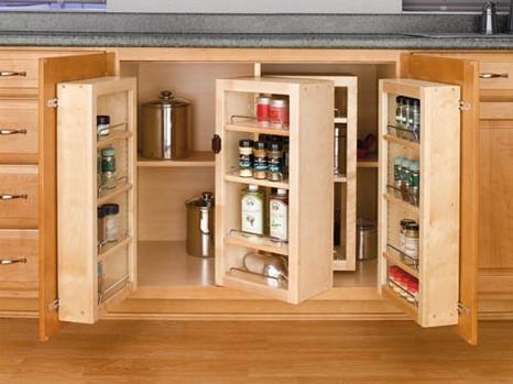Как обставить маленькую квартиру: Кухня