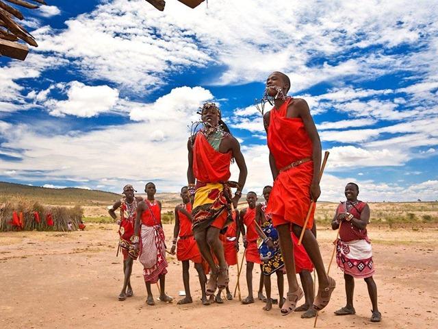 Африка и Азия. По стопам вымирающих племен