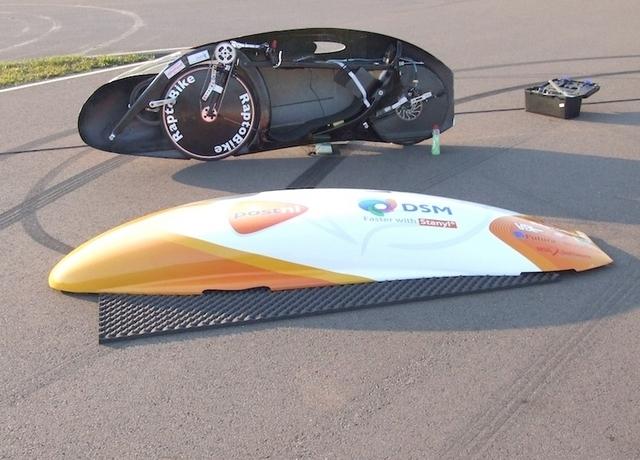 Знакомься, самый быстрый велосипед в мире «Eta»