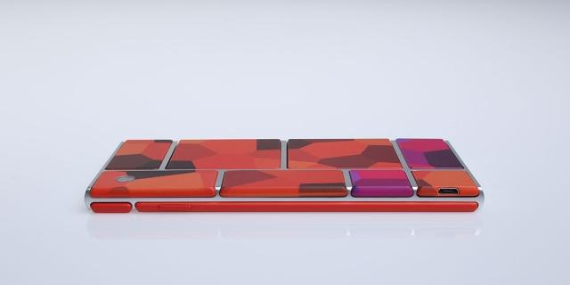 «Google» показали первый в мире модульный смартфон «Ara»