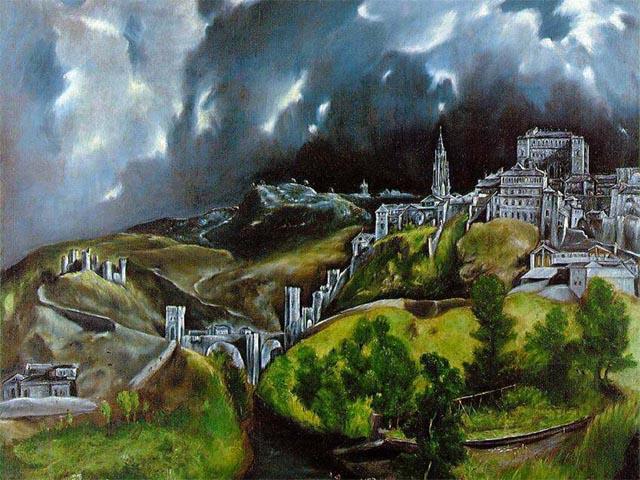В объятиях Толедо. Красивейший город Пиренейского полуострова