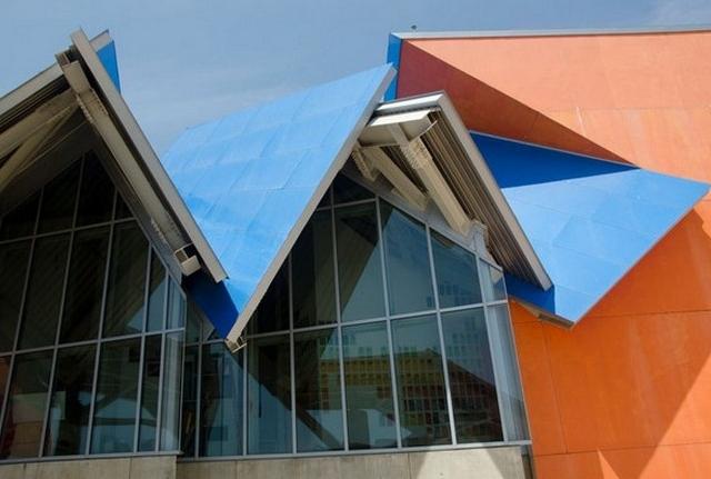 Панамский музей, который стоит посетить. Biomuseo – современное искусство во всей красе