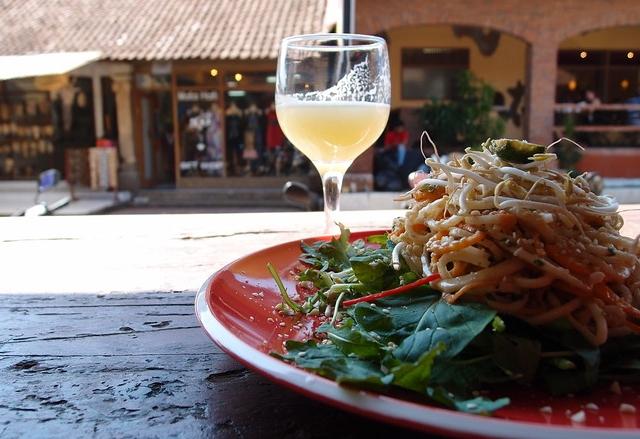 Кушаем на Бали. Лучшие рестораны Убуда