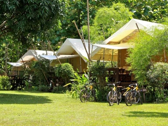 Лоджи - курортный рай Азии