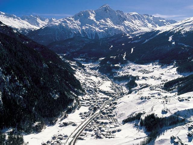 Горнолыжный рай Австрии. ТОП-7 курортов австрийских Альп, открывающих сезон