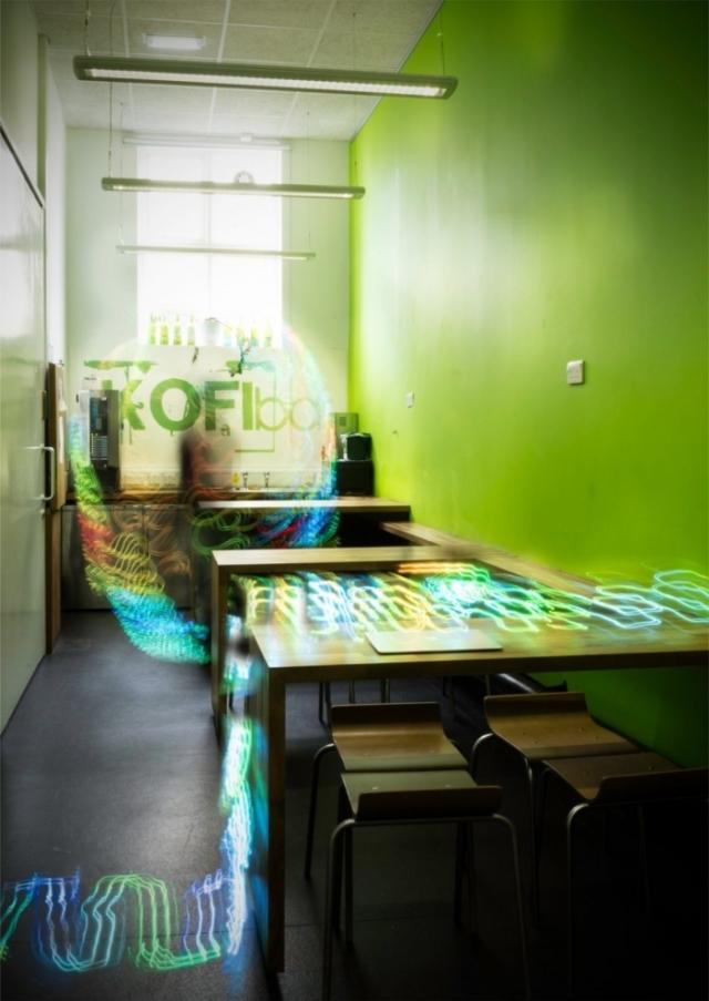 Как на самом деле выглядит Wi-Fi. Визуализация от Луиса Эрнана