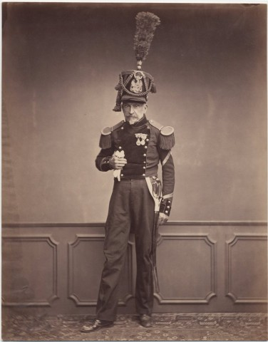 Monsieur Lefebre sergeant 2nd Regiment of Engineers 1815