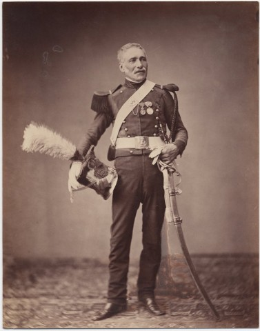 Monsieur Dreuse of 2nd Light Horse Lancers of the Guard c. 1813-14