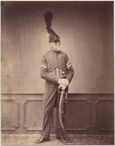 Monsieur Dupont fourier for the 1st Hussar