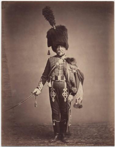 Quartermaster Fabry 1st Hussars