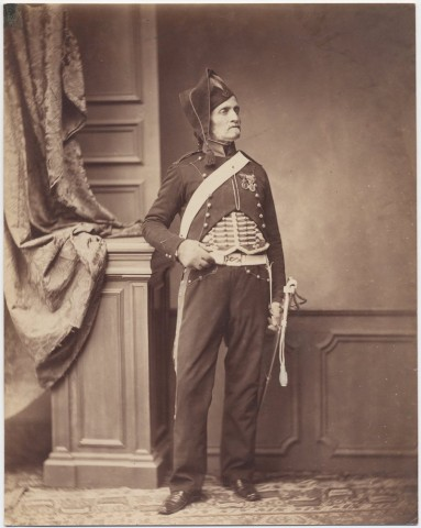 Monsieur Schmit 2nd Mounted Chasseur Regiment 1813-14