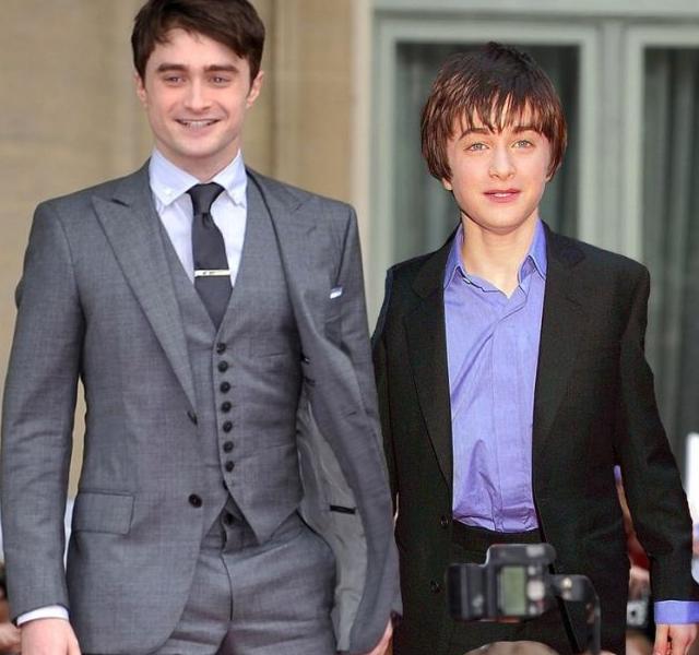 """Тогда и сейчас. Актеры """"Гарри Поттера"""""""