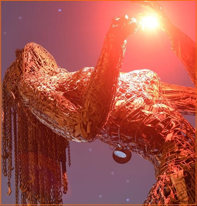 Фестиваль Burning Man - путешествие в мир фантазий