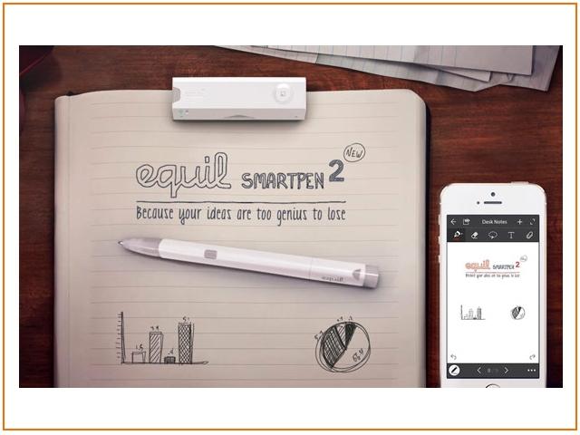 Смарт-ручка Luidia Equil Smartpen 2. С чистого листа на экран