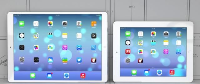 Первые новости о iPad Pro. Новые динамики, большой экран и тончайший корпус
