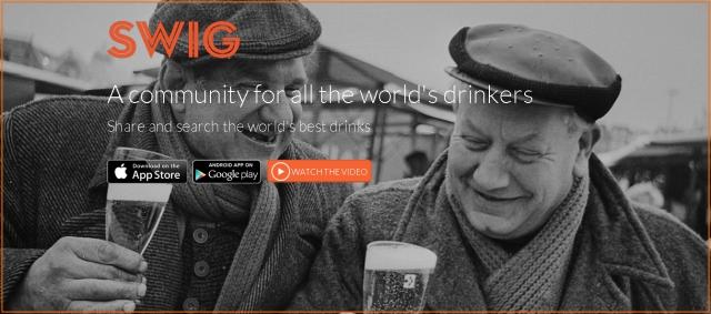 SWIG – социальная сеть для пьющих