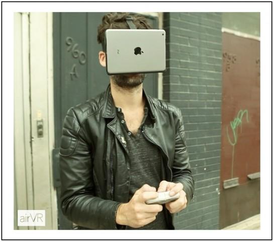 Видеоочки AirVR. Как Samsung Gear VR только для iPad