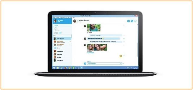 Microsoft запускает Skype в браузере