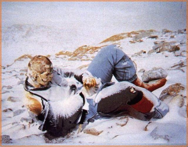 Вечные стражи Эвереста. Восхождение смерти