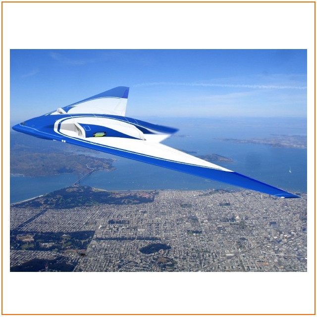 Самолеты будущего. Футуристические проекты NASA