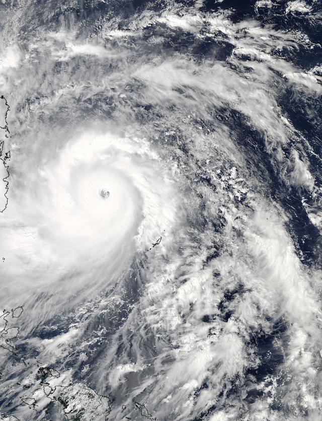 Супер-тайфун «Haiyan». Филиппины. Год спустя