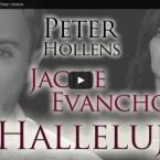 Cover-версия песни «Hallelujah» от Питера Холленса и Джеки Иванко взорвала Интернет