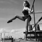 Бриджит Бордо в молодости. Парижское небо и 1952 год