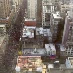 Массовые протесты на улицах Нью-Йорка 13 декабря (ВИДЕО)