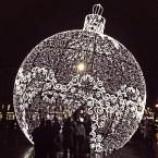 Новогодние Москва и Питер через фильтры Instagram