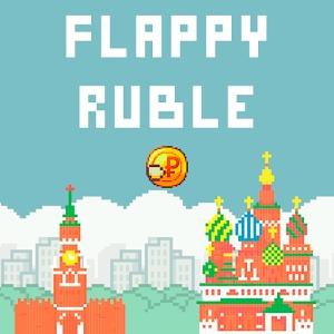 Flappy Ruble: Игра про рубль, который падает