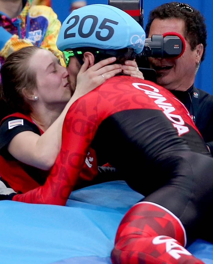 Лучшие поцелуи 2014 года