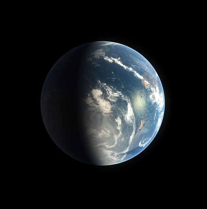 Что будет, если Земля увеличится вдвое?