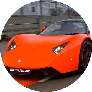 Спорткар Marussia B1 и B2 (Россия)