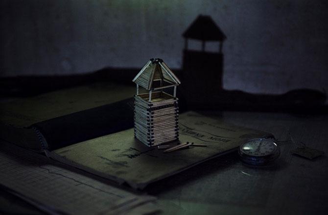 Самый одинокий человек. Фотоистория Вячеслава Короткого