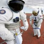 Марсианский скафандр SpaceX и корабль Mars Colonial Transporter