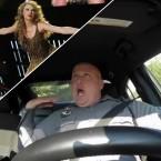 Полицейский поет Shake It Off: 9 000 000 просмотров за 2 дня