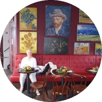 Лучший хостел Нидерландов: Van Gogh Hostel в Амстердаме