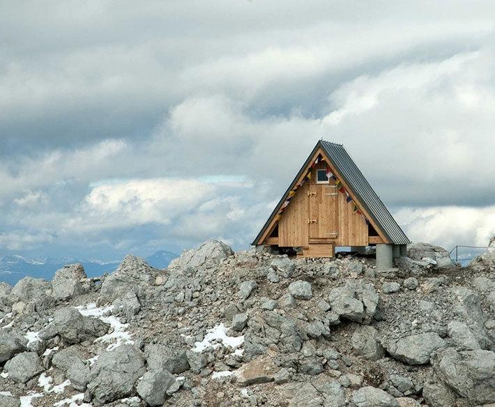 Мини-отель в Альпах: Гостеприимство на высоте 2,5 километра