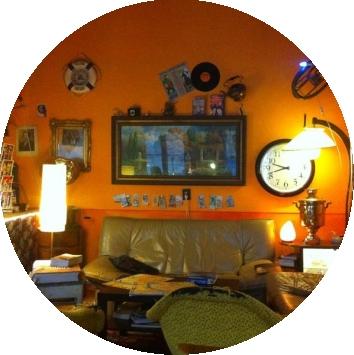 Лучший хостел Венгрии: Lavender Circus Hostel в Будапеште