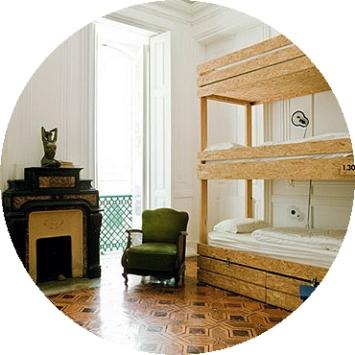 Лучший хостел Португалии: The Independente Hostel в Лиссабоне